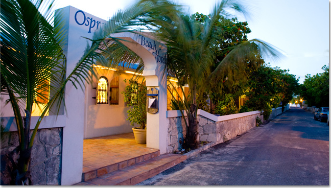 Historic Duke Street, Osprey Beach Hotel